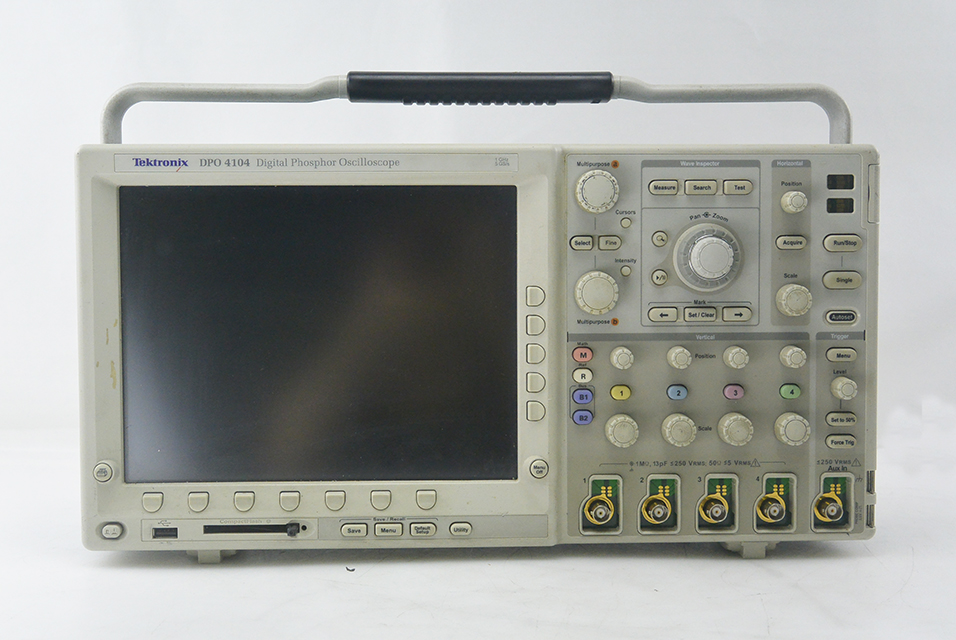 Tektronix DPO4104 Digital Phosphor Oscilloscope