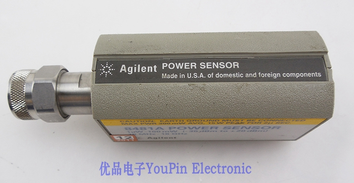 Agilent 8481A Power Sensor